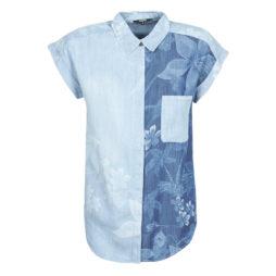 Camicia donna Desigual  BLUEWAI  Blu Desigual 8434486976061