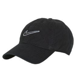 Cappellino donna Nike  U NK H86 CAP ESSENTIAL SWSH  Nero Nike 887225037031