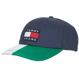 Cappellino donna Tommy Jeans  TJM HERITAGE CB CAP  Multicolore Tommy Jeans 8719862802876