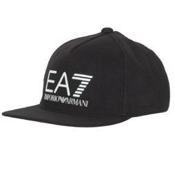Cappellino uomo Emporio Armani EA7  TRAIN VISIBILITY2 M CAP  Nero Emporio Armani EA7 8052467255983