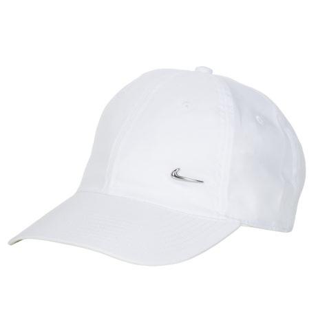 Cappellino uomo Nike  U NSW H86 METAL SWOOSH CAP  Bianco Nike 887225037093