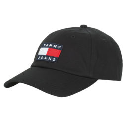 Cappellino uomo Tommy Jeans  TJW HERITAGE CAP  Nero Tommy Jeans 8720111787660