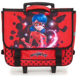 Cartella con rotelle ragazza Back To School  TROLLEY 38 CM LADYBUG MIRACULOUS  Rosso Back To School 5416233420709