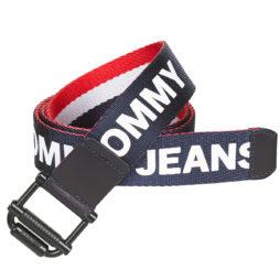 Cintura donna Tommy Jeans  TJM ROLLER WEBBING BELT 3.5 REV  Blu Tommy Jeans 8719858179449