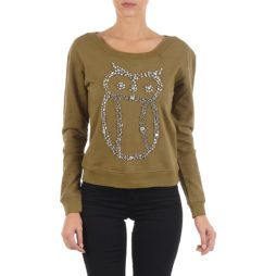 Felpa donna Lollipops  POMODORO LONG SLEEVES  Verde Lollipops 3534230642435