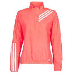 Felpa donna adidas  RUN IT JACKET W  Rosa adidas 4062062159726
