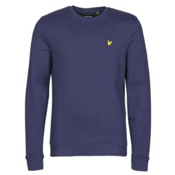 Felpa uomo Lyle   Scott  ML424VTR  Blu Lyle   Scott 5054783387488