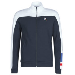 Giacca Sportiva uomo Le Coq Sportif  TRI FZ SWEAT N°1 M  Blu Le Coq Sportif 3606804168174