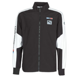 Giacca Sportiva uomo Puma  BMW MMS WVN JACKET F  Nero Puma 4062451991906