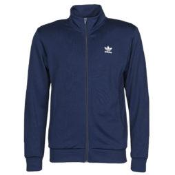 Giacca Sportiva uomo adidas  ESSENTIAL TT  Blu adidas 4061612268109