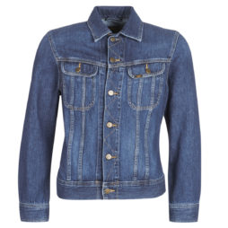 Giacca in jeans uomo Lee  SLIM RIDER  Blu Lee 5400806967906