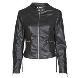 Giacca in pelle donna Kaporal  LIVY  Nero Kaporal 3606745897942