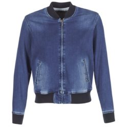 Giubbotto donna Pepe jeans  BRANDY  Blu Pepe jeans 8434341815146