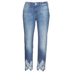 Jeans 3/4 & 7/8 donna Desigual  HAWIBIS  Blu Desigual 8434486985605