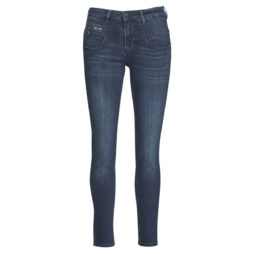 Jeans Slim donna Freeman T.Porter  ALEXA HIGH WAIST CROPPED SDM  Blu Freeman T.Porter 3607571230392