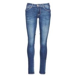 Jeans Slim donna Le Temps des Cerises  PULP  Blu Le Temps des Cerises 3607813976064