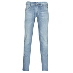Jeans Slim uomo Replay  ANBASS HYPERFLEX +  Blu Replay 8050037104167