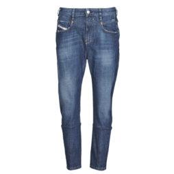 Jeans boyfriend donna Diesel  FAYZA  Blu Diesel 8056594866197