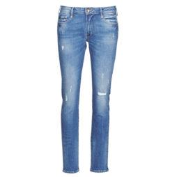Jeans boyfriend donna Le Temps des Cerises  BOY FIT  Blu Le Temps des Cerises 3607813887322