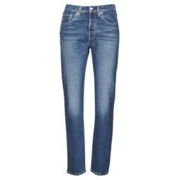 Jeans boyfriend donna Levis  501® CROP  Blu Levis 5400816999638