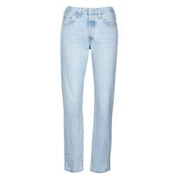 Jeans boyfriend donna Levis  501 CROP  Blu Levis 5400898293624