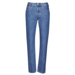 Jeans boyfriend donna Levis  501 CROP  Blu Levis 5400898294102