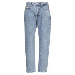 Jeans boyfriend donna Tommy Jeans  HARPER HR STRGHT ANKLE  MMBRG  Blu Tommy Jeans 8720111061401