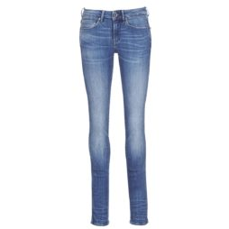 Jeans donna G-Star Raw  MIDGE MID STRAIGHT  Blu G-Star Raw 8719369852237