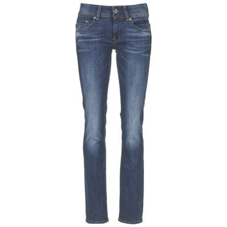 Jeans donna G-Star Raw  MIDGE SADDLE MID STRAIGHT  Blu G-Star Raw 8718597133392