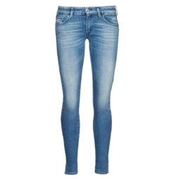 Jeans skynny donna Diesel  SLANDY-LOW  Blu Diesel 8059010167588