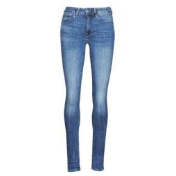 Jeans skynny donna G-Star Raw  3301 HIGH SKINNY WMN  Blu G-Star Raw 8719366710028