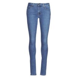 Jeans skynny donna Levis  711 SKINNY  Blu Levis 5400898294997