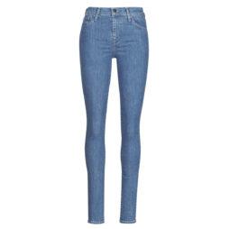 Jeans skynny donna Levis  720 HIRISE SUPER SKINNY  Blu Levis 5400898299428