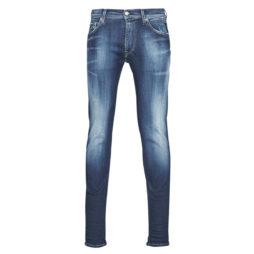 Jeans skynny uomo Replay  JONDRIL HYPERFLEX  Blu Replay 8050037126633
