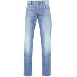 Jeans uomo G-Star Raw  3301 STRAIGHT  Blu G-Star Raw 8718599873975
