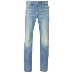 Jeans uomo G-Star Raw  3301 STRAIGHT  Blu G-Star Raw 8718601603477