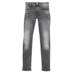 Jeans uomo G-Star Raw  3301 STRAIGHT  Grigio G-Star Raw 8719768713764