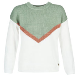Maglione donna Roxy  TRIP FOR TWO  Bianco Roxy 3613374782839