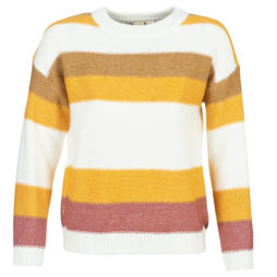 Maglione donna Roxy  TRIP FOR TWO STRIPE  Multicolore Roxy 3613374784710