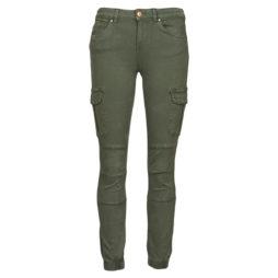 Pantalone Cargo donna Only  ONLMISSOURI  Kaki Only 5714918252530