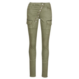 Pantalone donna Cream  BAIILY FIT PANT  Verde Cream 5713343931751