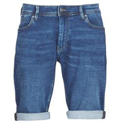Pantaloni corti uomo Teddy Smith  SCOTTY  Blu Teddy Smith 3607184358605