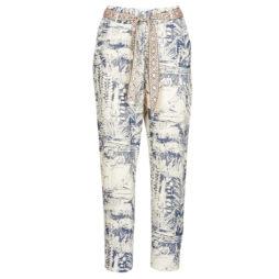 Pantaloni morbidi / Pantaloni alla zuava donna Desigual  TROPICAL  Multicolore Desigual 8434486982802
