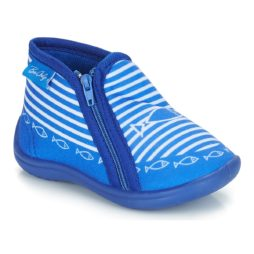 Pantofole bambini ragazzo Be Only  TIMOUSSON  Blu Be Only 3663094034848