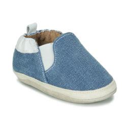 Pantofole bambini ragazzo Robeez  SUMMER CAMP  Blu Robeez 3612889179325