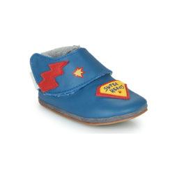 Pantofole bambini ragazzo Robeez  SUPER HEROS  Blu Robeez 3612888434821