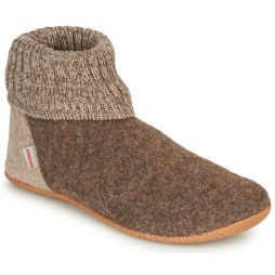 Pantofole uomo Giesswein  WILDPOLDSRIED  Marrone Giesswein 9009553697461