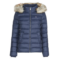 Piumino donna Tommy Jeans  TJW BASIC HOODED DOWN JACKET Tommy Jeans 8720111073275