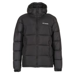 Piumino uomo Columbia  PIKE LAKE HOODED JACKET  Nero Columbia 0190540303003