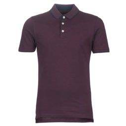 Polo uomo Jack   Jones  JJEPAULOS  Bordeaux Jack   Jones 5714914283620